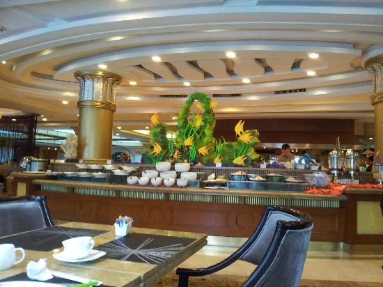 Infine Hotel : 餐厅