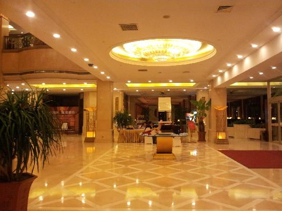 Infine Hotel : 大堂