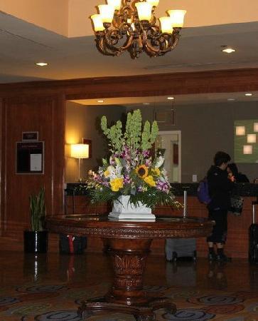 Century Park Hotel : 大厅