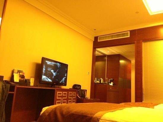 Hotel Nikko Wuxi: 客房