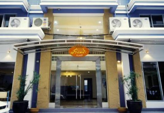 Nandha Hotel: Home Place