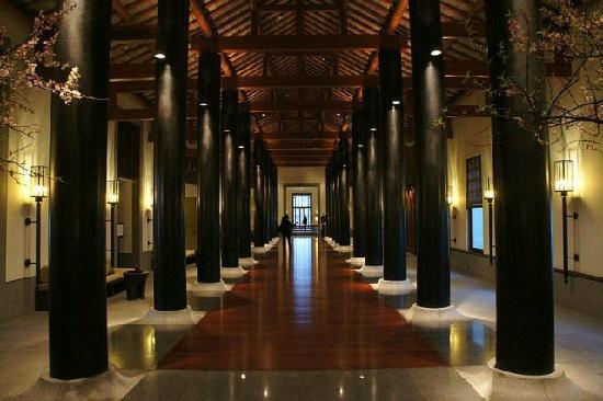 Fuchun Resort: 走廊
