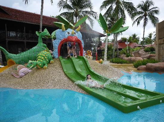 Meritus Pelangi Beach Resort & Spa, Langkawi: 儿童泳池
