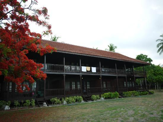 Meritus Pelangi Beach Resort & Spa, Langkawi: 房间外景
