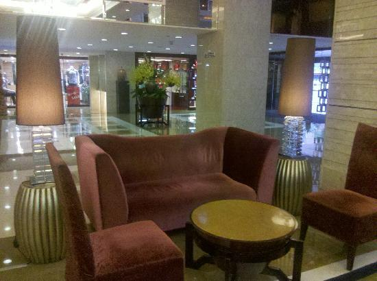 Tianfu Sunshine Hotel : lobby