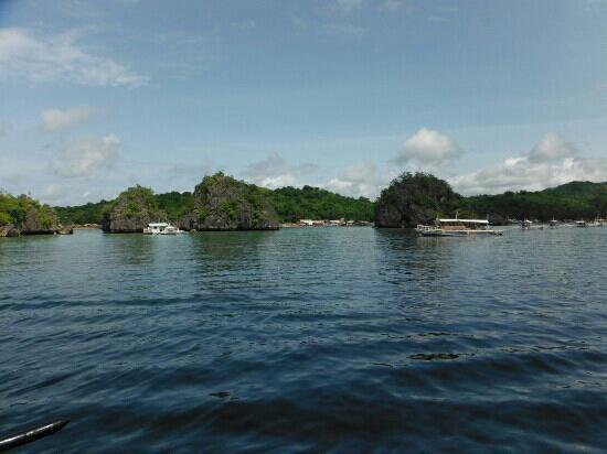 Palawan Island, Philippines: 双峰