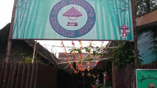 Lolo Nonoy's Food station : 门面