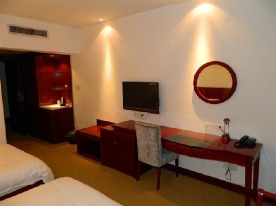 Tian Xing Lou Hotel: 客房