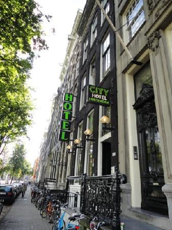 City Hotel Amsterdam: 这回是原创了吧