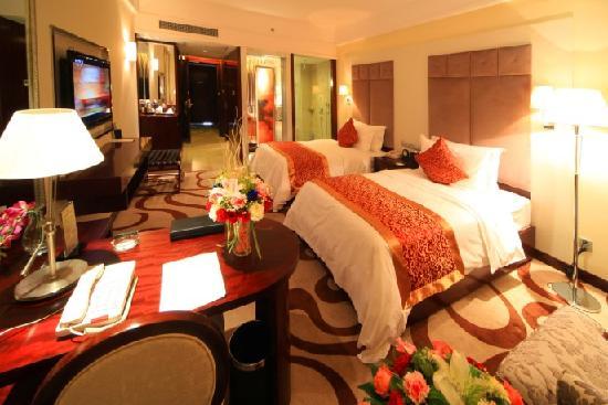 Zi'ang Golden City International Hotel