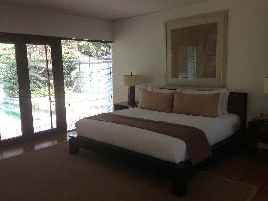 Kayumanis Nanjing Private Villa & Spa: 卧房