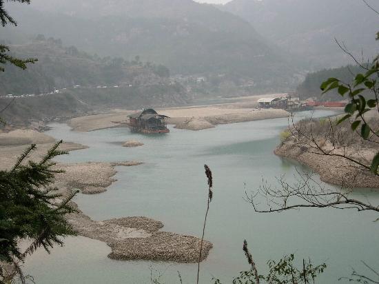 Nanxi River: 美如画
