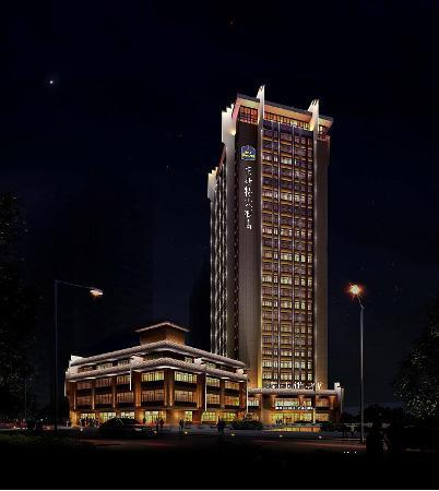 Best Western Grand Hotel Zhangjiajie: 酒店外观2