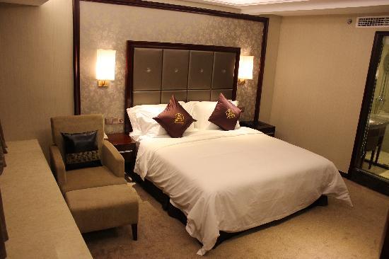 Best Western Grand Hotel Zhangjiajie: 豪华单间