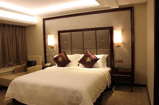 Best Western Grand Hotel Zhangjiajie: 豪华单间2