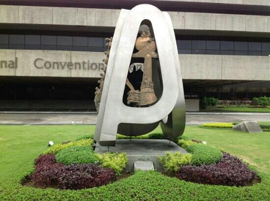 Philippine International Convention Center : 雕塑