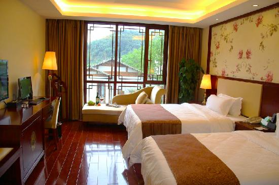 Congxi Manor: 双层别墅卧室
