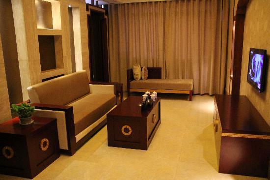 Congxi Manor: 商务套房客厅