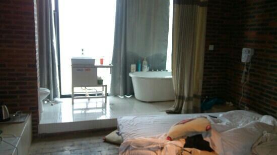 Dali 2 Sea Hotel : 房间