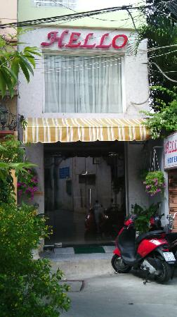 Khoi 2 Hotel: 酒店大门