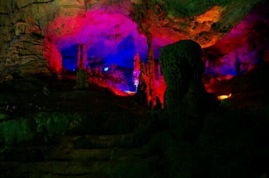 Silver Cave: 银子岩内景