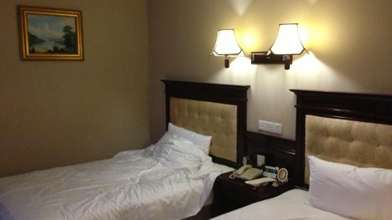 Mingcheng International Hotel : 明城