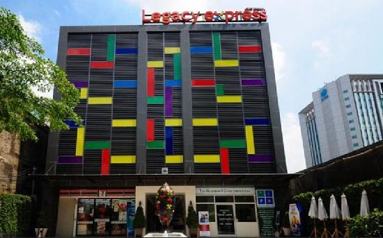 Legacy Express Sukhumvit by Compass Hospitality: Legacy Express Bangkok