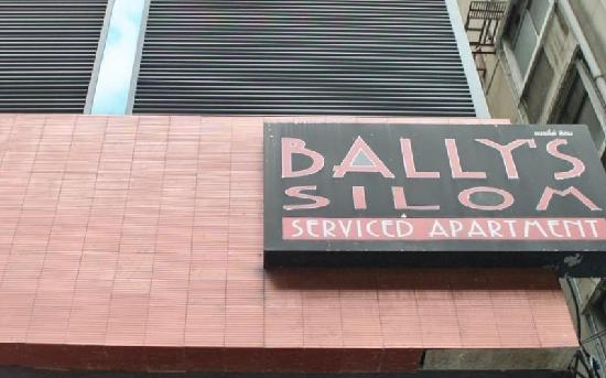 D Varee Diva Bally Silom, Bangkok: Bally's Studio Suite Silom