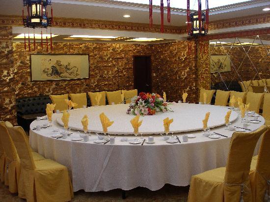 Victoria International Hotel: 20位餐厅包间