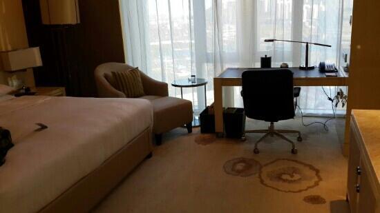 Hilton Dalian: 万达希尔顿酒店