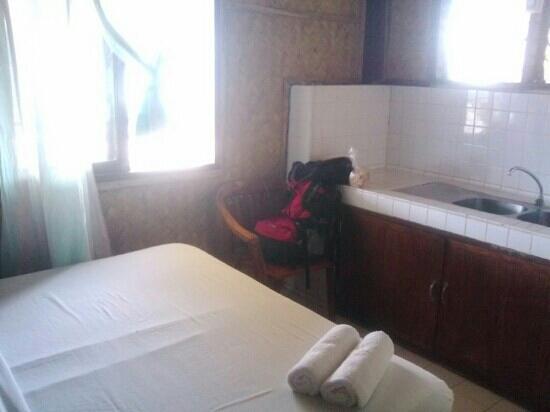 Busuanga Seadive Resort: 大床房
