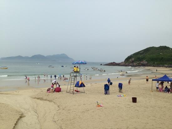 Dongyong Beach : 美丽的东涌