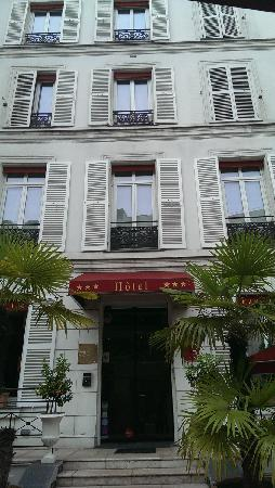 Hotel Pavillon Bastille: overview