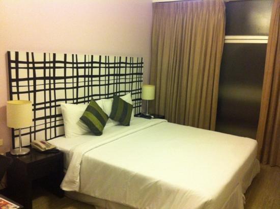 Chaydon Bangkok: 装饰现代简约的酒店