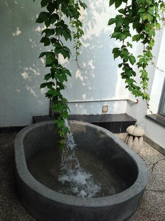 Xinlongmen Fenglv Hot Spring Hotel: 室外池