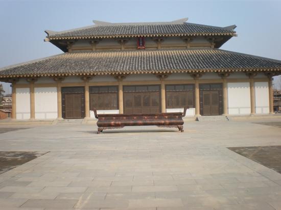 Chiyouzhong: 冢前拜殿