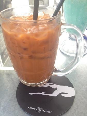 Greyhound Cafe: 泰式冰奶茶