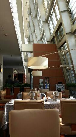 Ziction Liberal Hotel: 餐厅一瞥