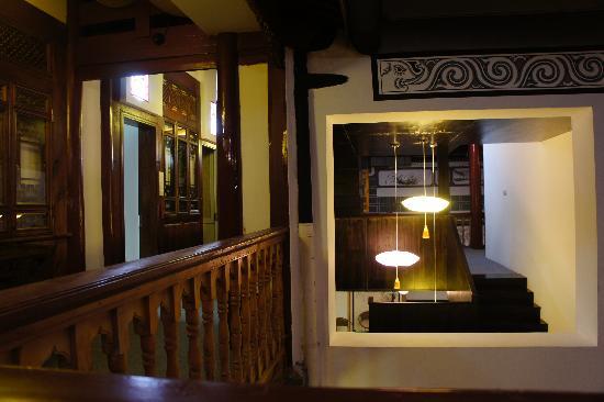 Lantaiyuan Boutique Inn: 这个是最好的地方了,传统还时尚