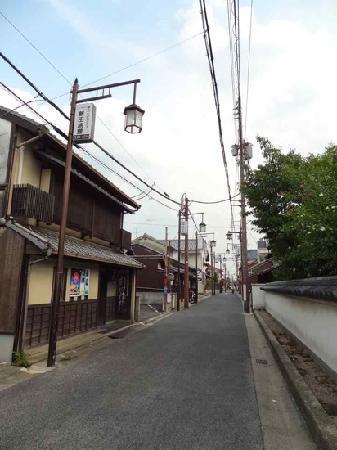 Nara Machi Walking Tour: 奈良町徒步