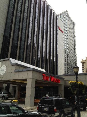 The Westin Chicago River North: Hotel