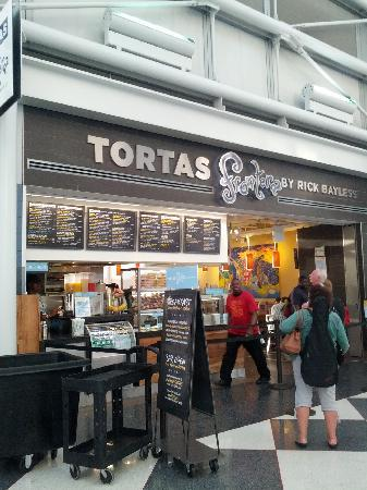 Tortas Frontera by Rick Bayless : cafe