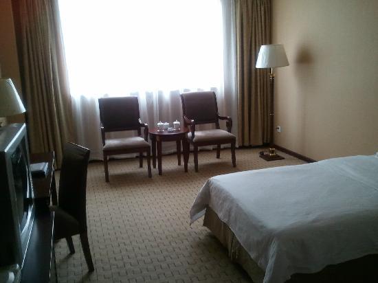 Bolianhui Hotel Chongqing Wanda Plaza : 房间