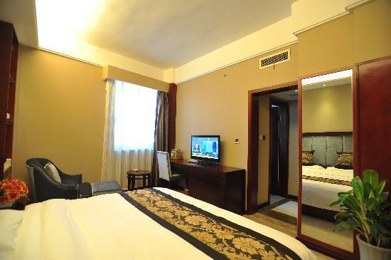 Jinjiang Hotel: 单人间