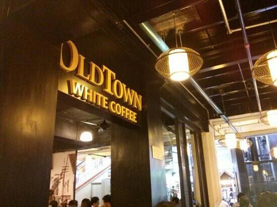 OldTown White Coffee: title