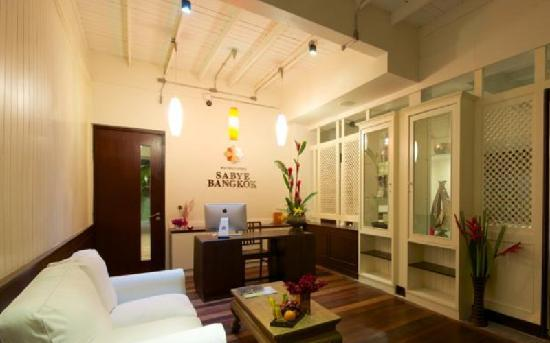 Sabye Bangkok Hotel : Sabye Bangkok