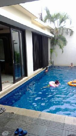 Pullman Sanya Yalong Bay Villas & Resort : 缅甸别墅