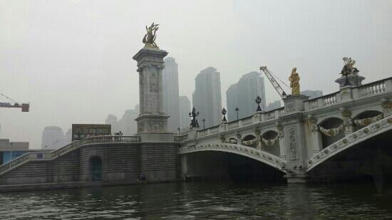 Tianjin Haihe Cultural Square: 北安桥
