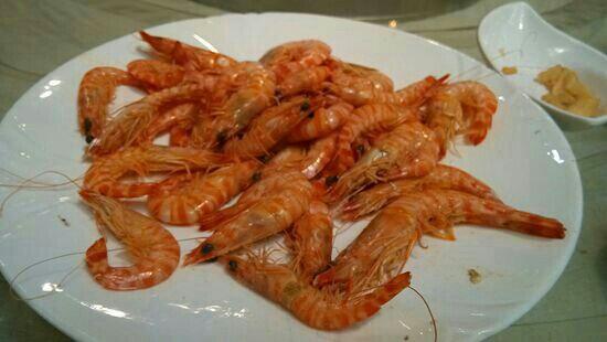Weinan, China: 虾