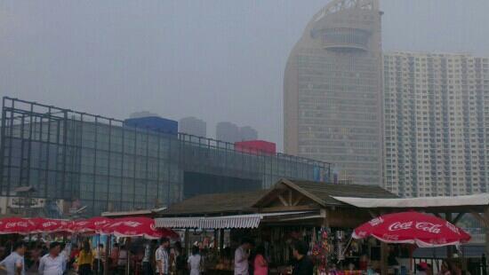 Xinghai Park : 吃的